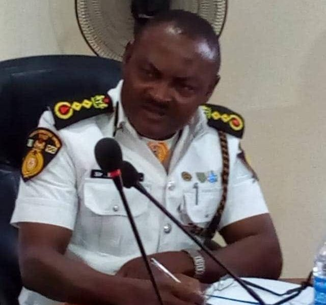 Chief Road Traffic Officers launch book in Abuja